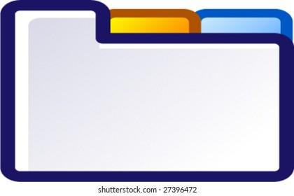 sample folder icon