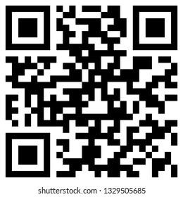 Sample QR code icon