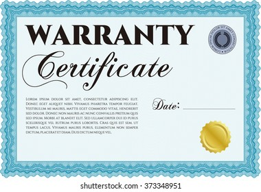 Warranty Certificate Images Stock Photos Amp Vectors