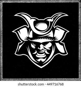 Samurai logo.