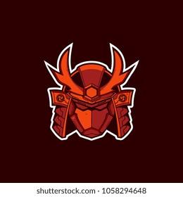 samurai logo images stock photos vectors shutterstock rh shutterstock com samurai looking set dark souls samurai logo design