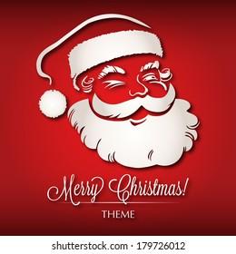 Santa Claus Christmas Theme