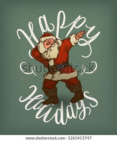 santa-claus-dabbing-happy-holidays-450w-
