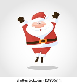 Santa jump