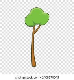 Sapling icon. Cartoon illustration of sapling vector icon for web