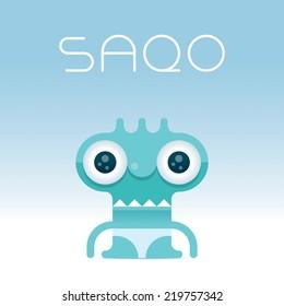 """Saqo"" the Baby Alien"