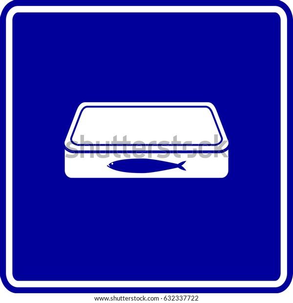 sardines can sign