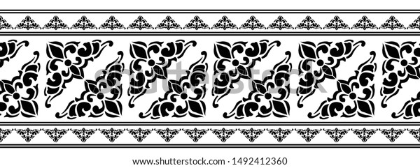 Saree Clipart Black And White , Free Transparent Clipart - ClipartKey