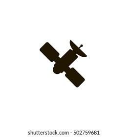satellite icon. satellite sign