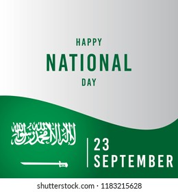 saudi arabia independence day design