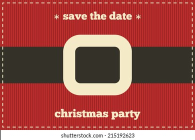 Christmas Save The Date Clipart.Xmas Save The Date Stock Illustrations Images Vectors