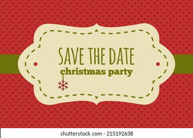 Christmas Save The Date.Imagenes Fotos De Stock Y Vectores Sobre Save The Date