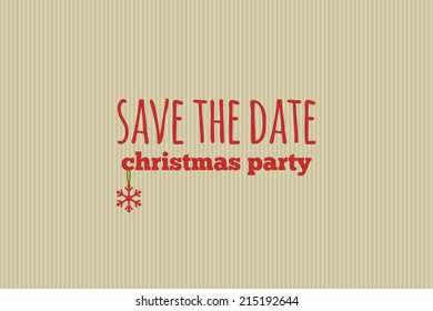 Save The Date Christmas Cards.Save The Date Christmas Images Stock Photos Vectors