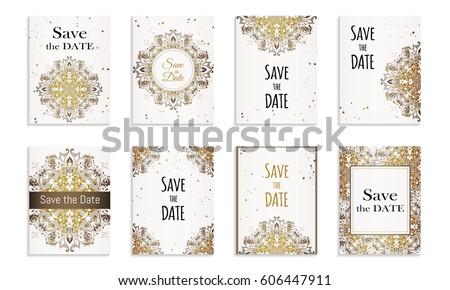 postcard save the dates templates