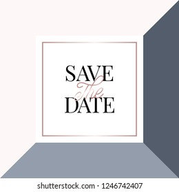 save the date layout images stock photos vectors shutterstock