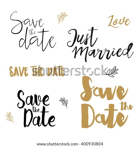 save date wedding card save date stock vector royalty free