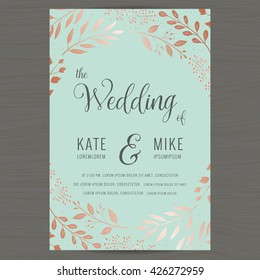 Wedding Invitation Background Stock Images RoyaltyFree Images