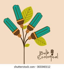 Save the Earth digital design, vector illustration eps 10