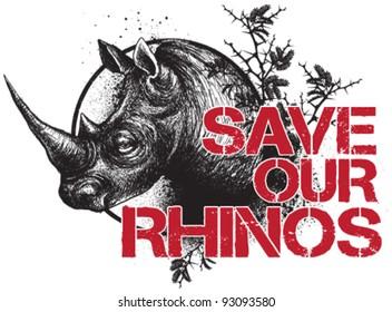 Save our Rhinos