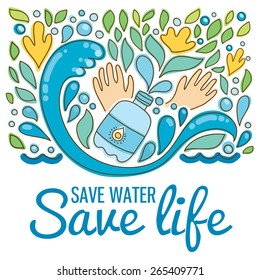 Save Water Images Stock Photos Vectors Shutterstock