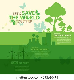 Save Environment Images, Stock Photos & Vectors | Shutterstock