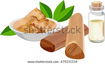 sandalwood dansk