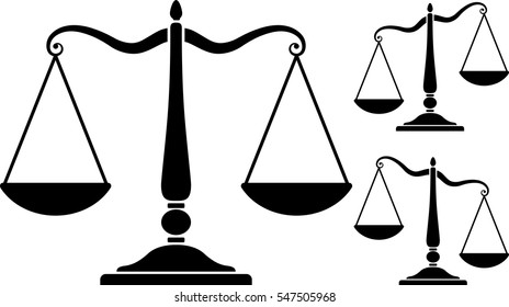 Scales of Justice.