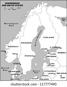 Scandinavia and Baltic States