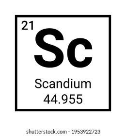 Scandium 11