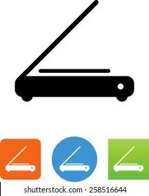 Scanner symbol