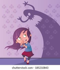 Scare Girl