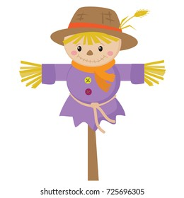 Scarecrow illustration