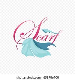 Scarf Logo Vector