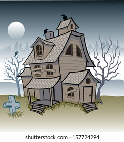 Scary Haunted House