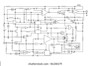 Vectores, imágenes y arte vectorial de stock sobre ... on a transmission diagram, a motor diagram, a roofing diagram, a regulator diagram, a radiator diagram, a body diagram, a fuse diagram, a relay diagram,