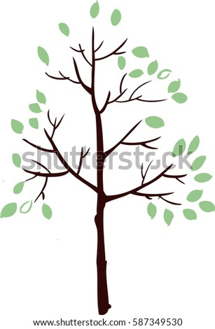 Schematic Image Tree Leaves Poplar Vector Stock Vector (Royalty Free on tree roots silhouette, tree box, tree trench, tree switch, tree anatomy, tree display, tree 3d, tree graph, tree cable, tree wire, tree diagram, tree guide, tree cell, tree blueprint, tree photograph, tree visualization, tree chart, tree maintenance, tree project, tree tutorial,