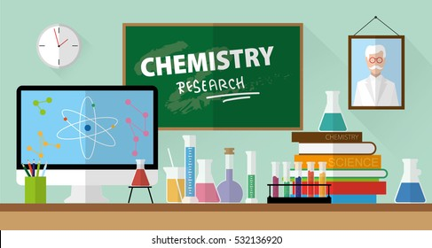 School class of chemistry