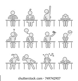 School days. School days we have all been there.
