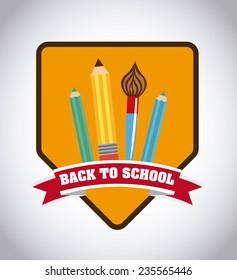 school design , vector illustration
