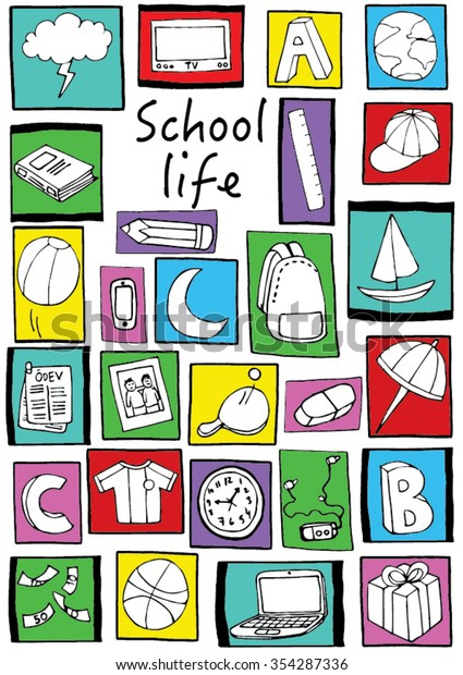 School Life Background