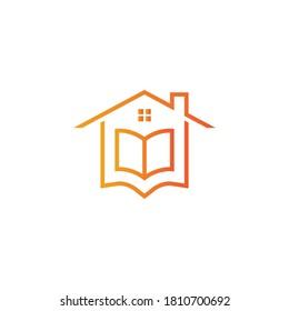 School logo template vector icon design