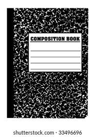 School note/composition book