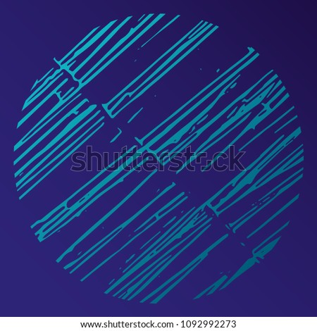 Science abstract vector texture background for cover magazine and template banners.