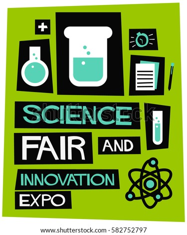 science fair poster designs