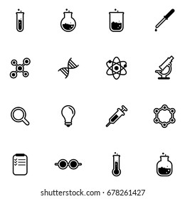 Science And Labs Icon