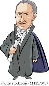 Sciencist Alessandro Volta