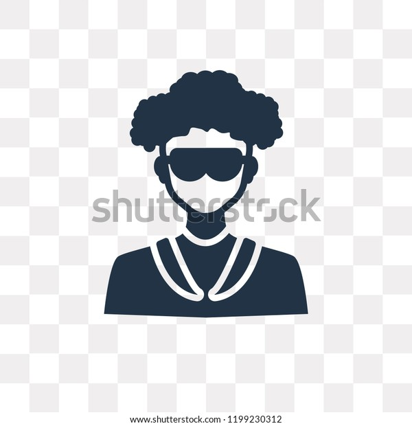 scientist vector icon isolated on transparent stock vector royalty free 1199230312 shutterstock