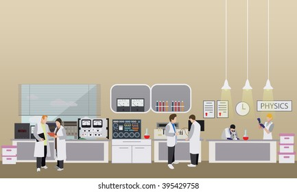 Physics Lab Images, Stock Photos & Vectors | Shutterstock