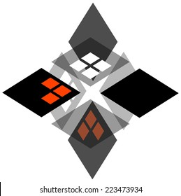 Sci-Fi Star Logo