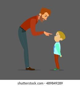 threatening slain childs father - 260×280
